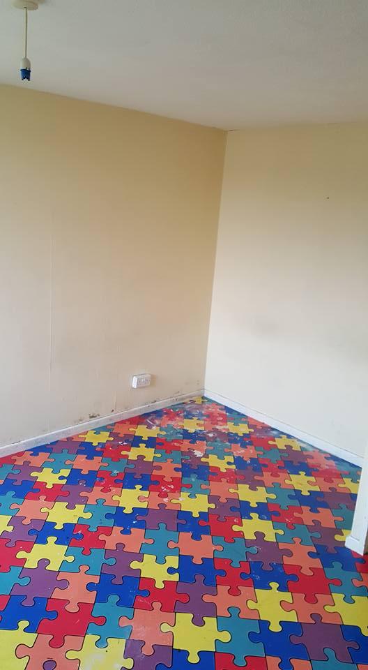 kay bedroom before