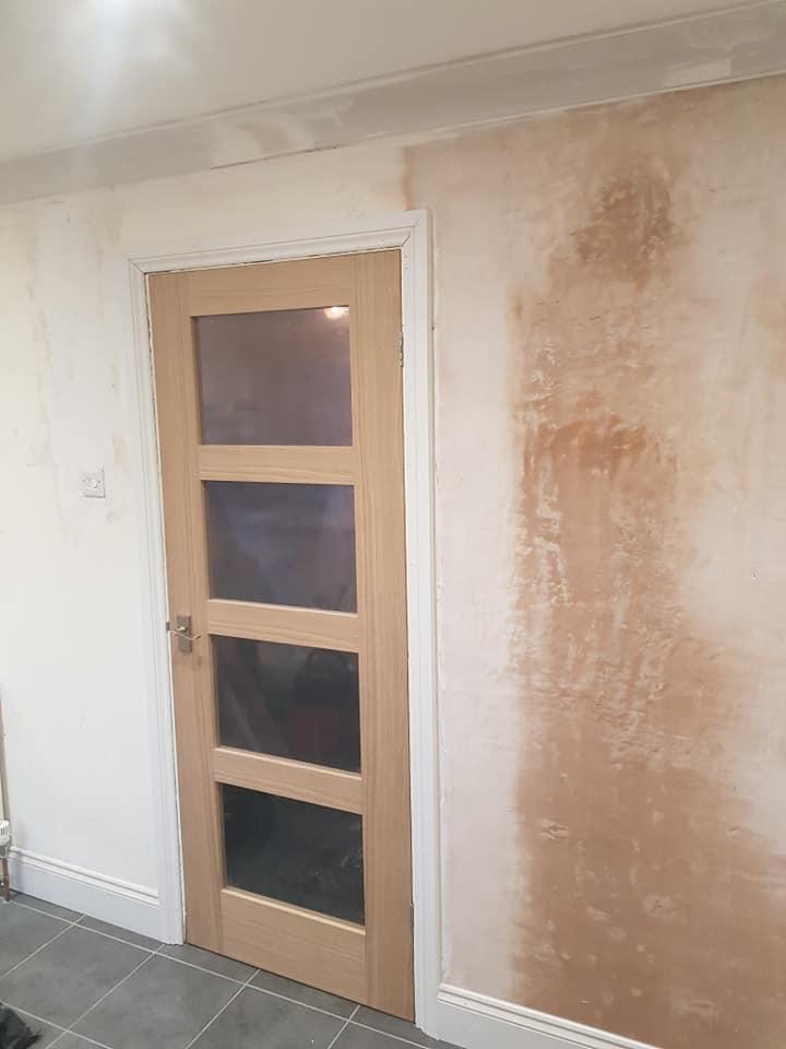 kitchen install 18