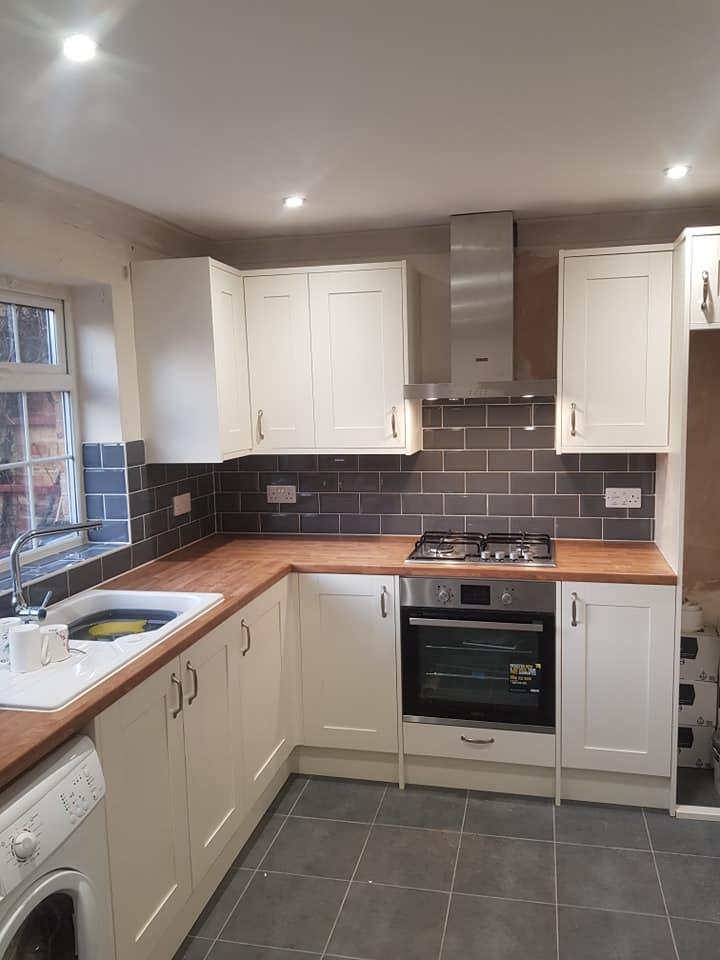 kitchen install 20