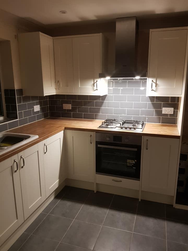 kitchen install 21