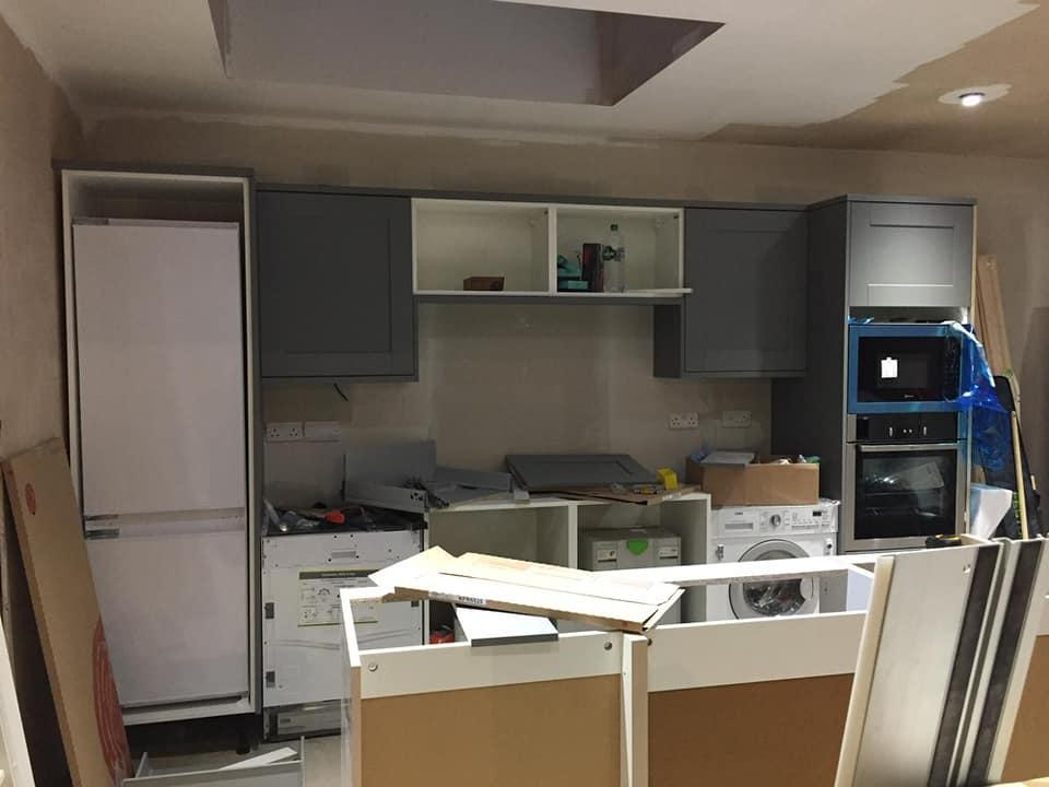 kitchen install 5