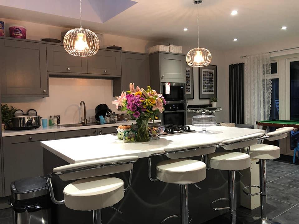 kitchen install 7