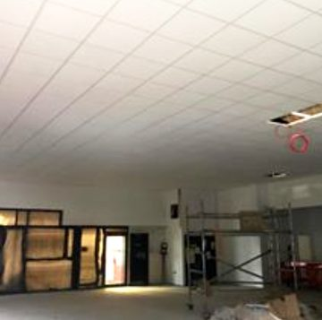 suspended ceilings hertfordshire
