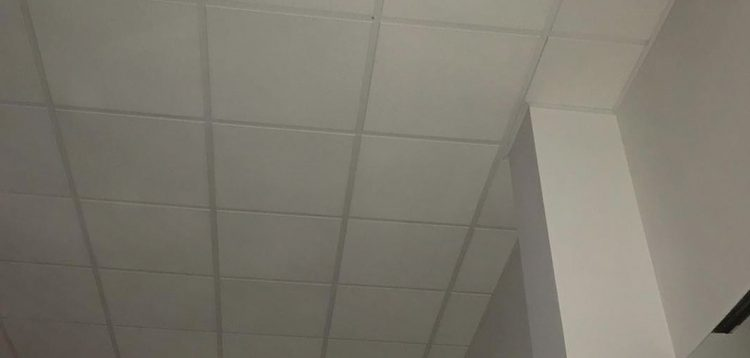 suspended ceiling fitter london
