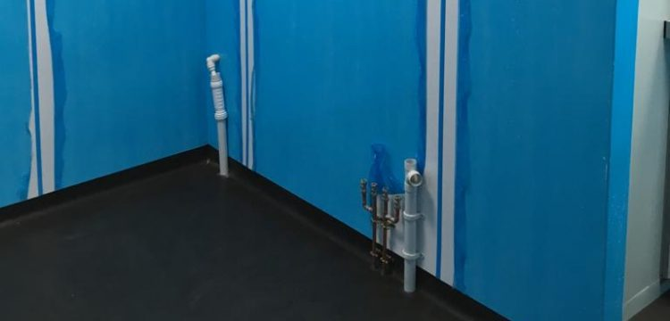 Hygienic wall cladding installer - buckinghamshire