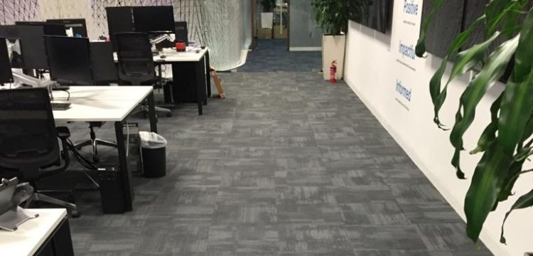office flooring contractor london